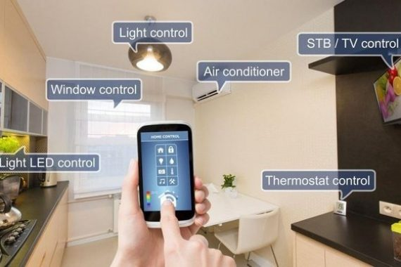 Home Automation - Ishraq Energy